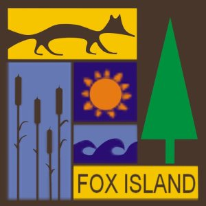 fox island logo