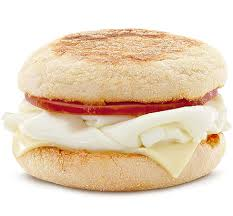 McDonald's Egg White Delight