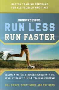The running book that gave me swimming inspiration