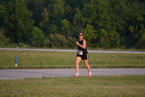 "The ""jog in the runway"" before another turn that dumped us out at the finish."