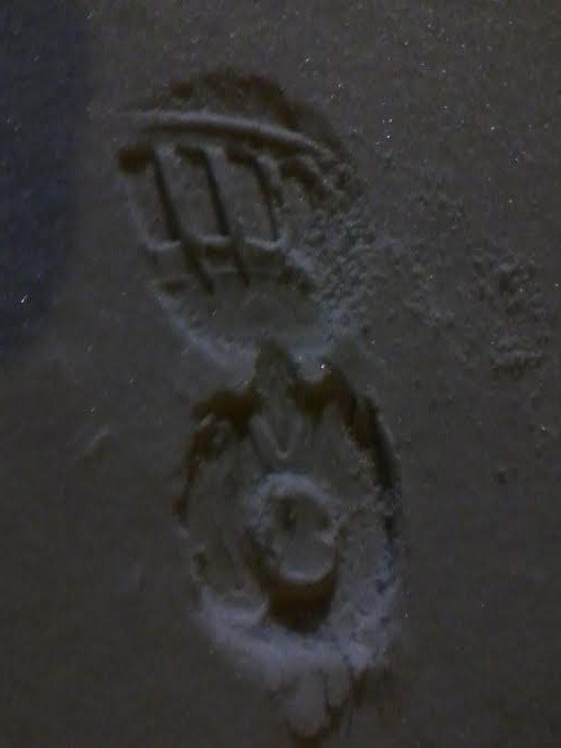 christmasfootprint