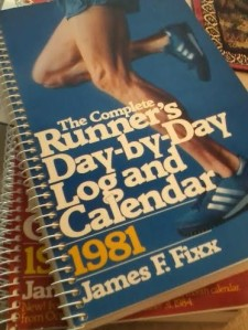 According to Dad's old running log, he didn't go on any runs longer than 10 miles the summer of his last marathon, yet he turned in his best performance.