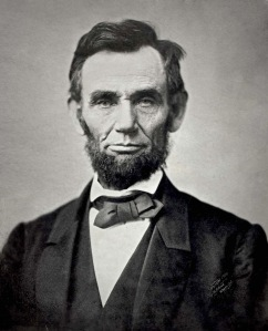 I started the year Lincoln was born, 1809.