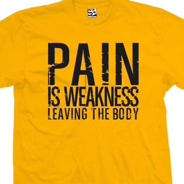 painisweakness