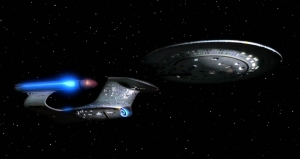 Photo from http://memory-alpha.wikia.com/wiki/Saucer_separation